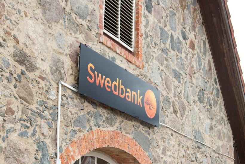 SUUR RAHASÜST EESTI RIIGIEELARVELE: Swedbank maksab suures mahus erakorralist dividendi