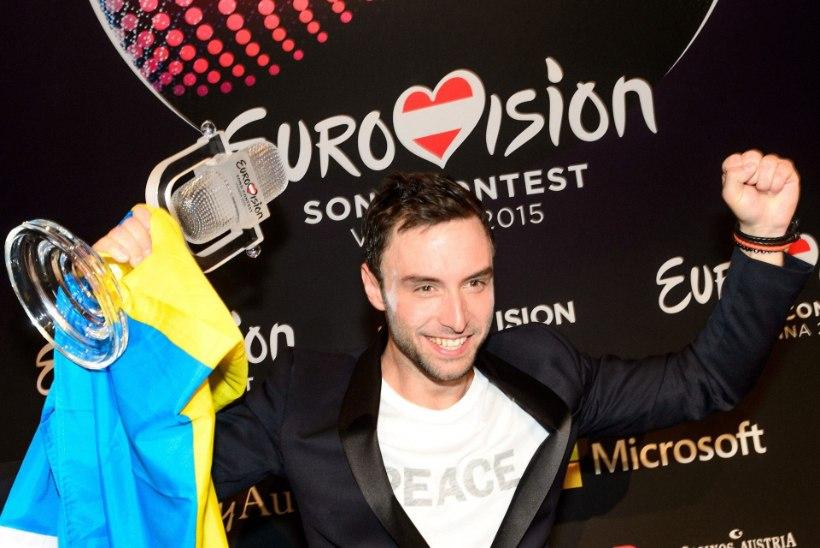 Eurovision korraldatakse taas Stockholmis