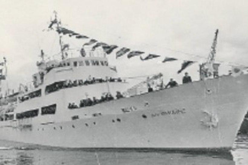 Tallinna–Helsingi laevaliin sündis tänu kommunistidele