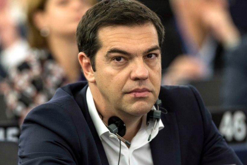 Tsipras: kreeklased esitavad ettepanekud selle nädala jooksul