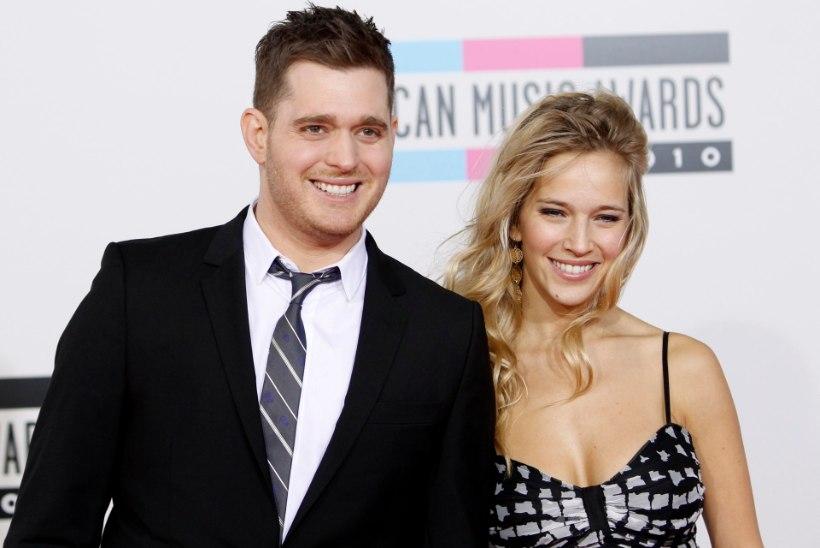 Michael Buble saab teist korda isaks!