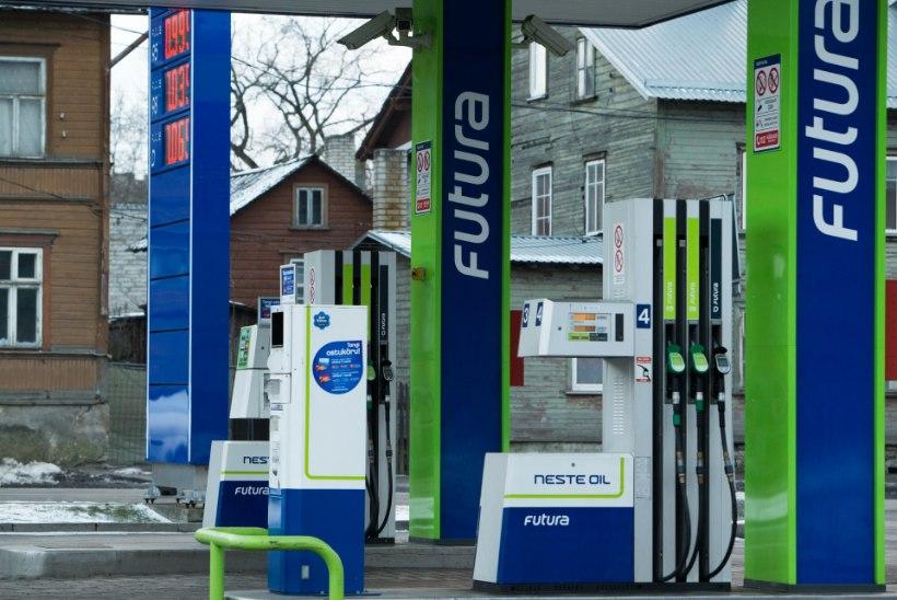 Kütusehiiud seljatavad väikekonkurendid