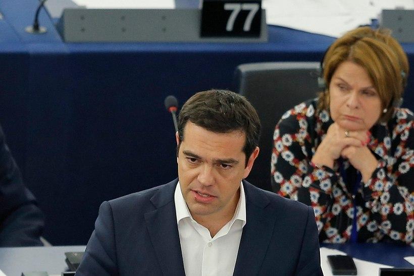 Kreeka esitas ametlikult uue abitaotluse