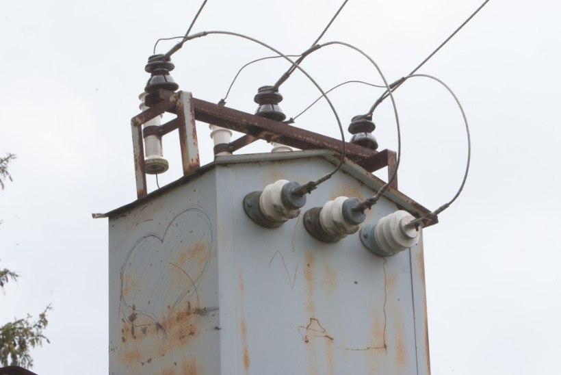 Elektrilevi on metallivaraste tõttu saanud 14 000 eurot kahju