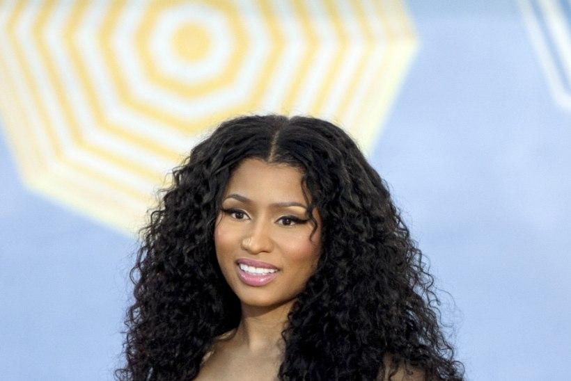 Nicki Minaj ootab last?
