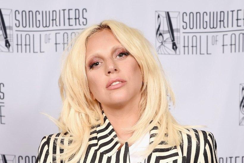 Lady Gaga mängib õudussarjas