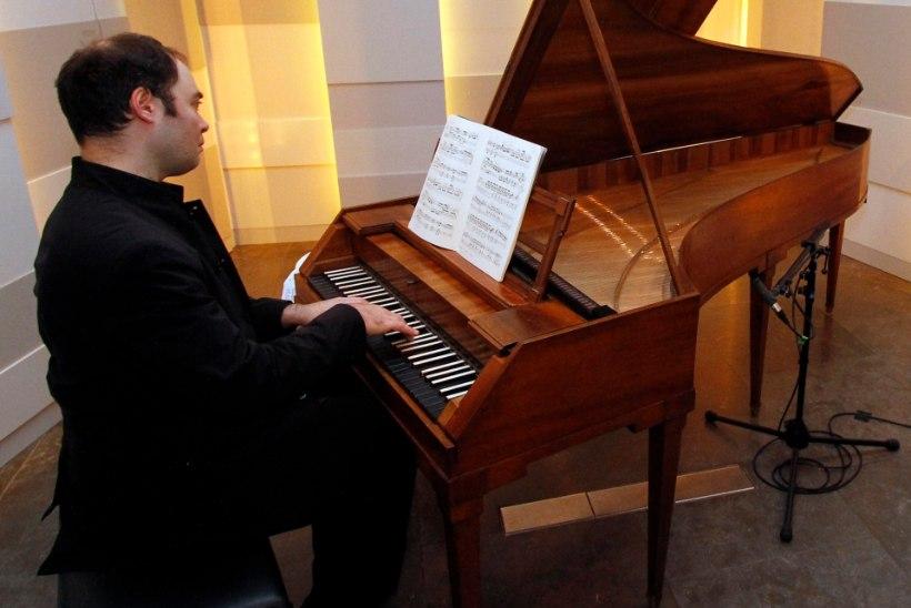 Mozarti muusika leevendab langetõbe