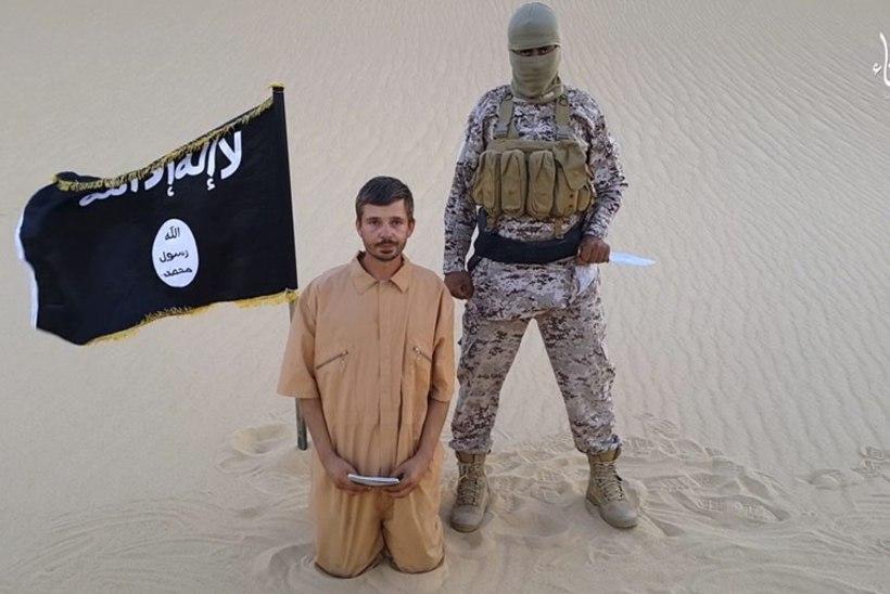 Islamiriik hukkas Kairos röövitud horvaadi