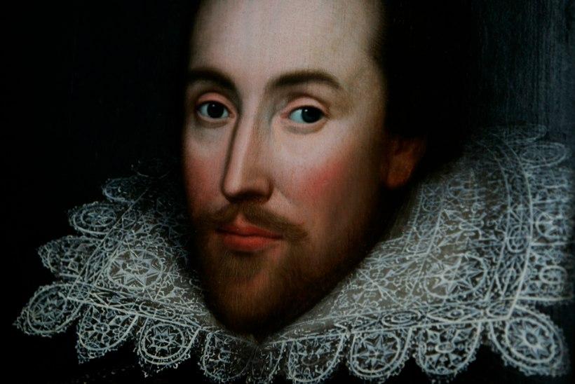 Kas Shakespeare oli kanepisõltlane?