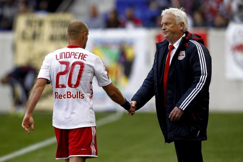 Soome jalgpallikoondise uueks peatreeneriks valiti Lindperetki juhendanud Backe