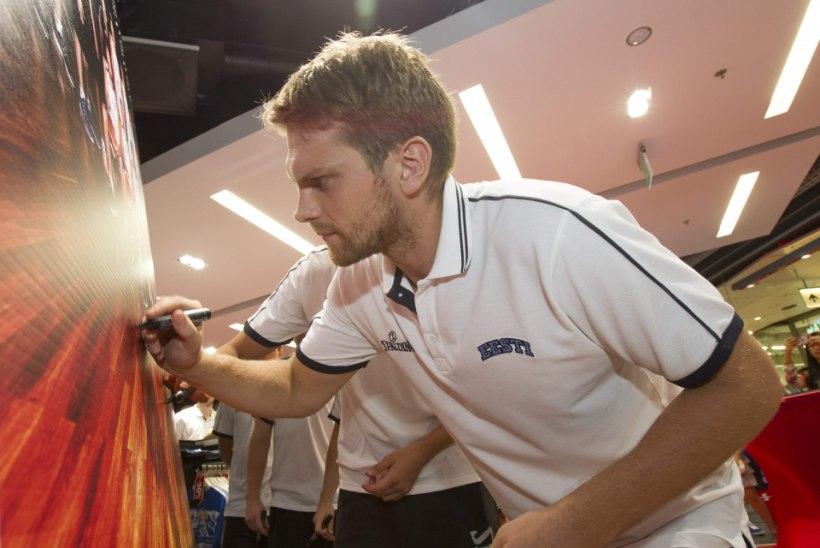 Tanel Sokk ikka mängupausil: Tallinna turniiril tahan väljakule