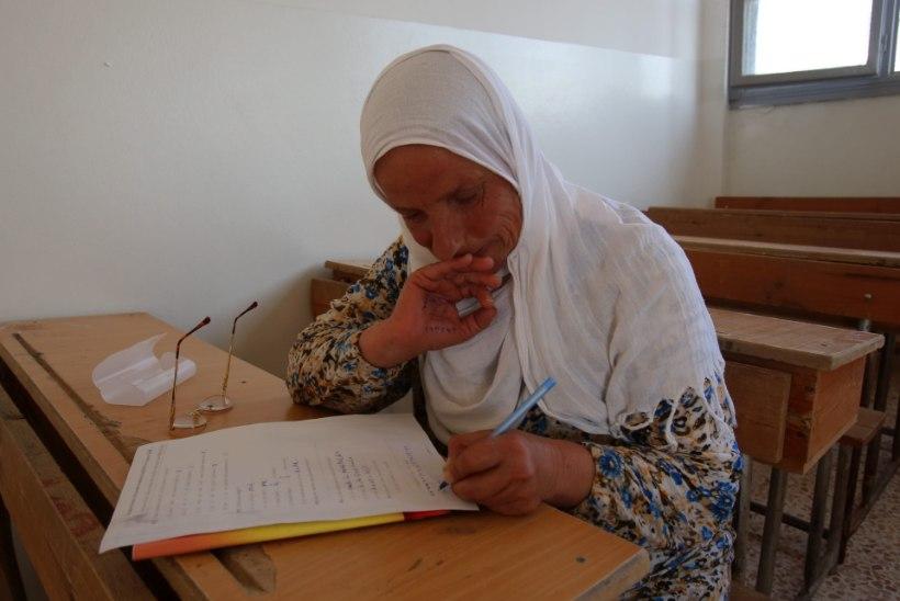 MTÜ Eesti Pagulasabi | Pagulaste keeleõpet takistavad töökohustused ja piiratud õppevõimalused