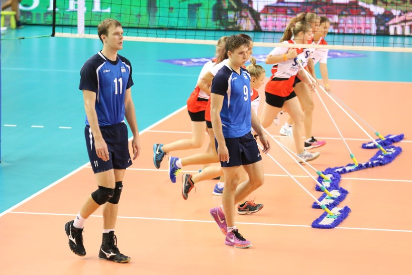 GALERII | Eesti võrkpallikoondis jäi Euroopa liiga finaali ukse taha