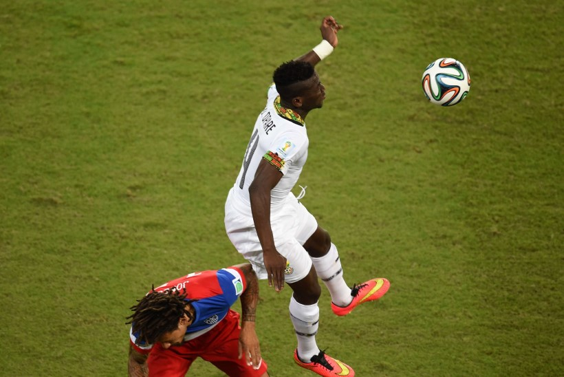 Augsburg lõi käed Aafrika jalgpalli kunagise superlootusega