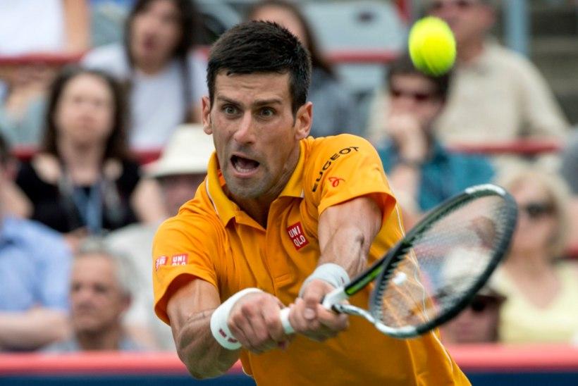 Novak Djokovic: keegi teeb kanepit! Kas sa ei tunne?