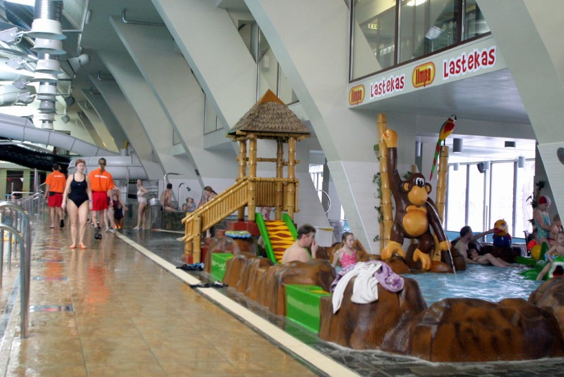 Õnnetused, mis viimastel aastatel Eesti veekeskustes juhtunud on