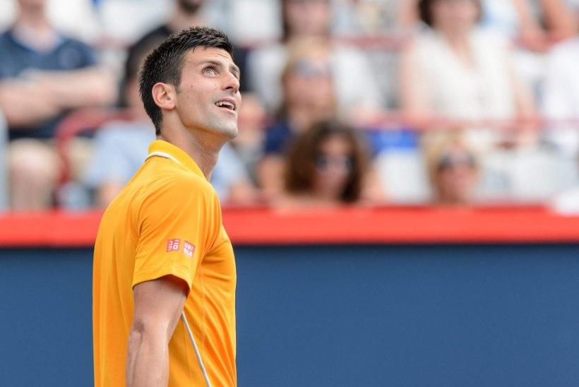 Novak Djokovic võitles kanepiuimaga