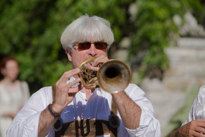 Trompetist Priit Aimla: orkester on rohkemgi kui perekond