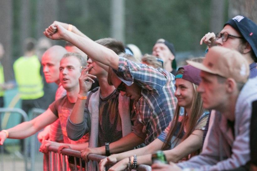 GALERII | Vaata, kuidas möödus hip-hop festivali esimene päev!
