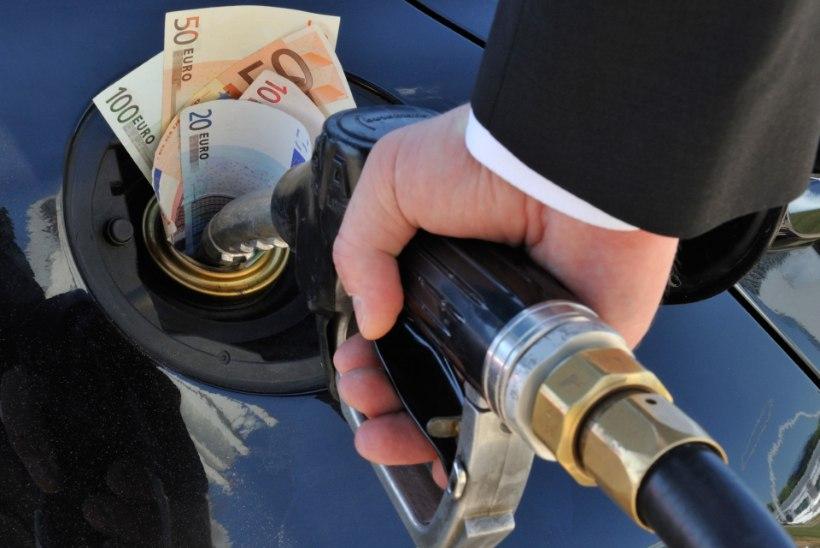 Kütusemüüjad langetasid bensiini hinda