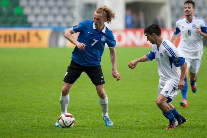 FC Flora ja Eesti koondise ründaja hooaeg võib olla lõppenud