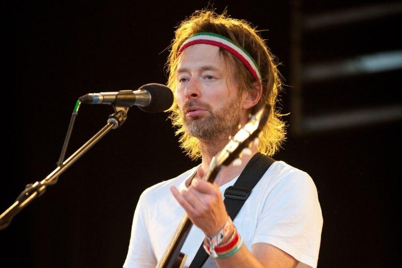 Radioheadi laulja lahutab