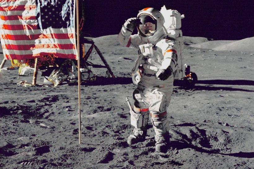 USA astronaut: tulnukad hoidsid Maal ära tuumasõja