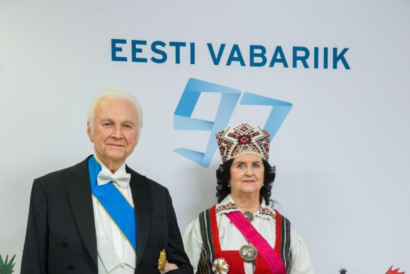 Ingrid Rüütli tööd presidendi kantselei ei takistanud