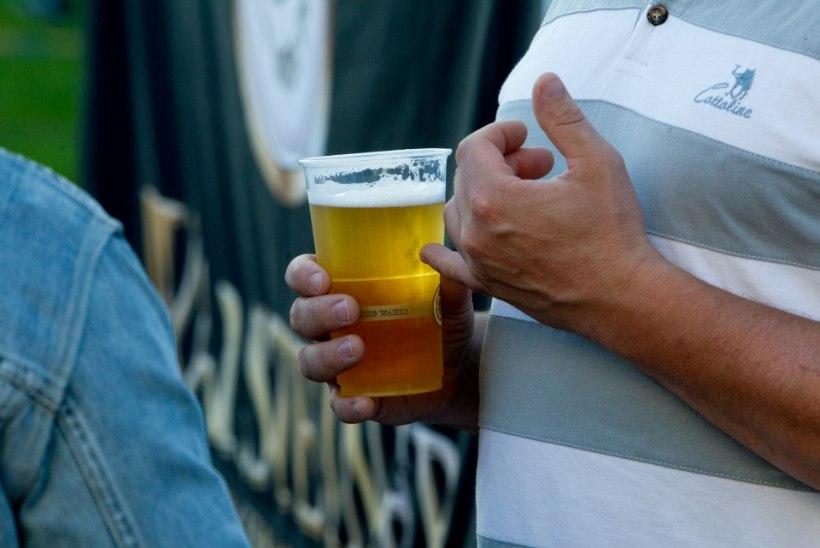 Pudel õlut päevas võib tõsta vähiriski
