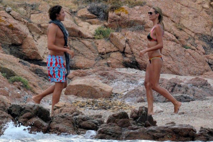 Heidi Klum kibeleb abielluma