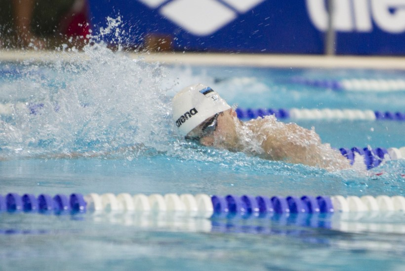 Teatenelik uuendas ujumise MMil Eesti rekordit