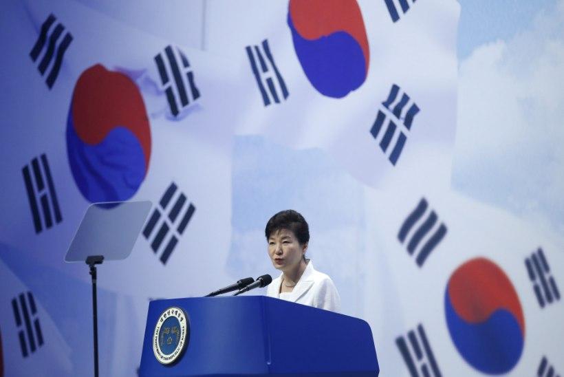 Kahe Korea piiril käis tulevahetus