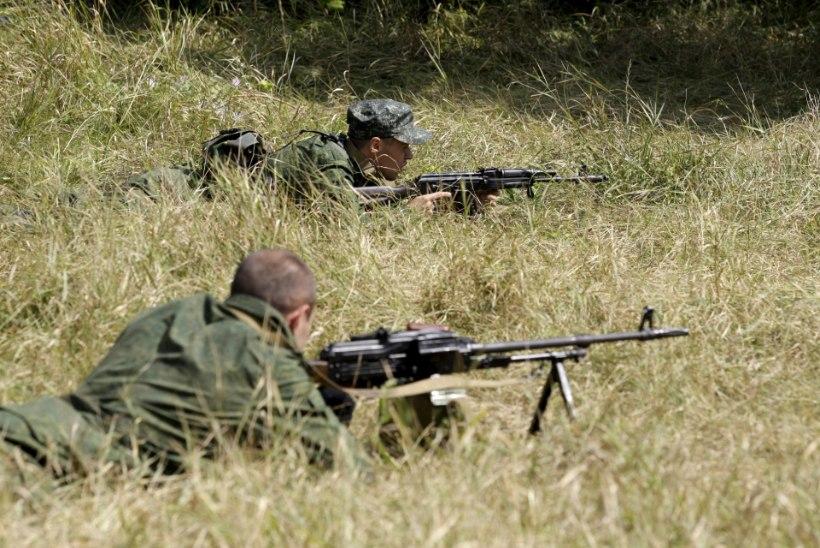 Ööpäevaga langes neli Ukraina sõdurit, 14 sai haavata