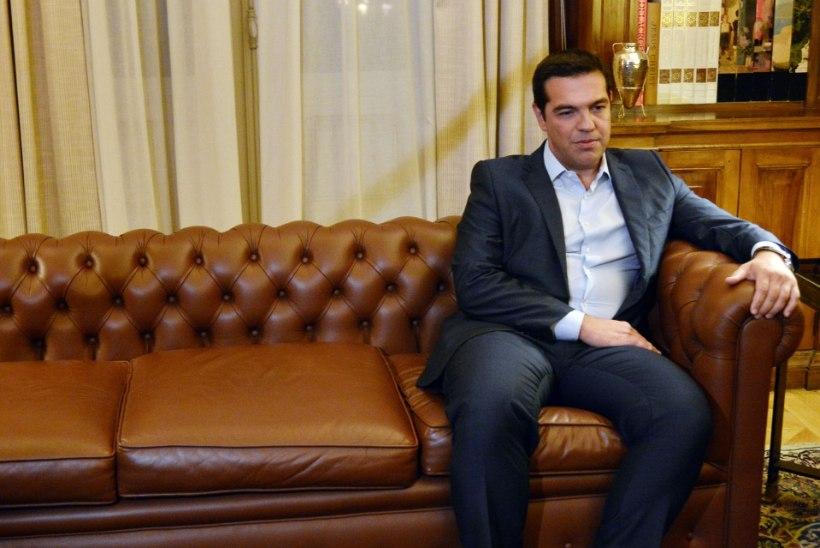 Kreeka peaminister astub tagasi