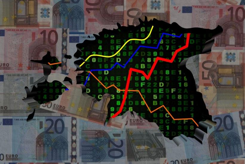 Rahandusministeerium: maksude kogumine on tõhustunud, kuid kulud kasvavad