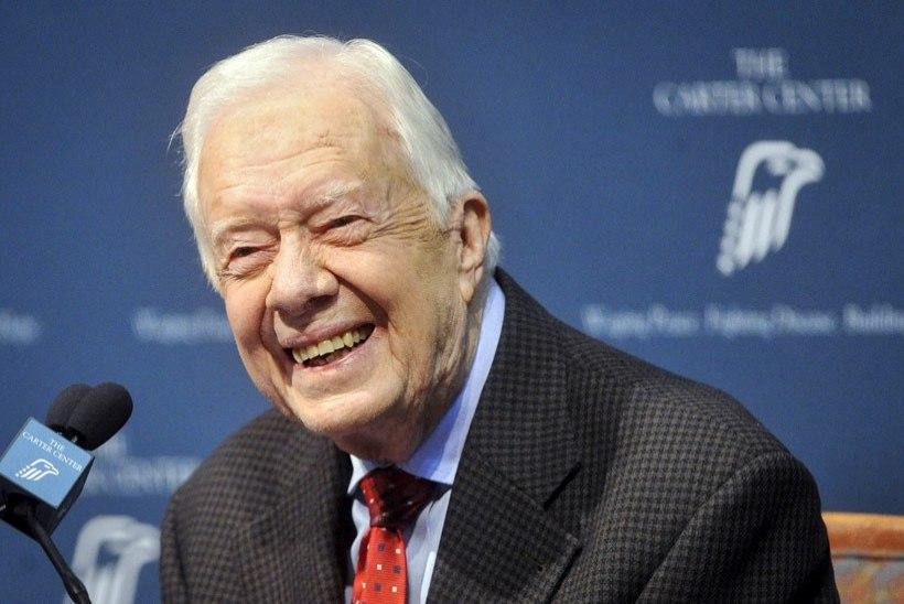 """90aastasel Jimmy Carteril avastati ka ajuvähk: """"Ma olen valmis kõigeks, mis tuleb."""""""