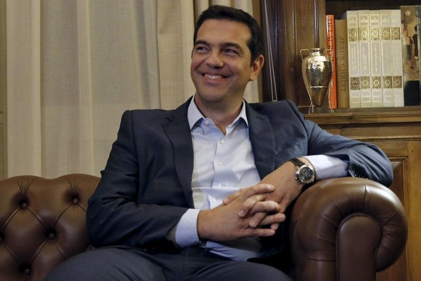 Kreeklased valivad 20. septembril