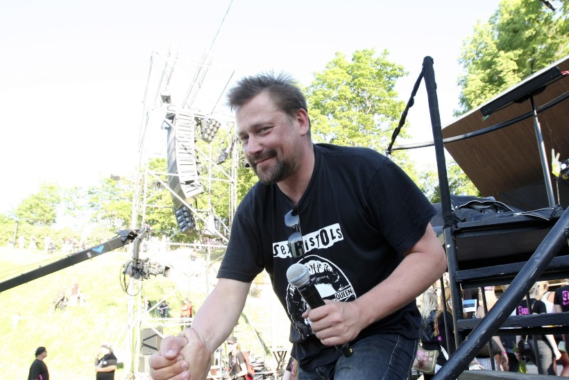 Eesti punk sündis jahu nuusutades