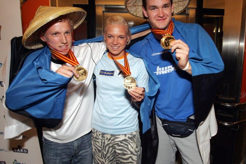 Hunt püstitas Pekingis kolm maailmarekordit