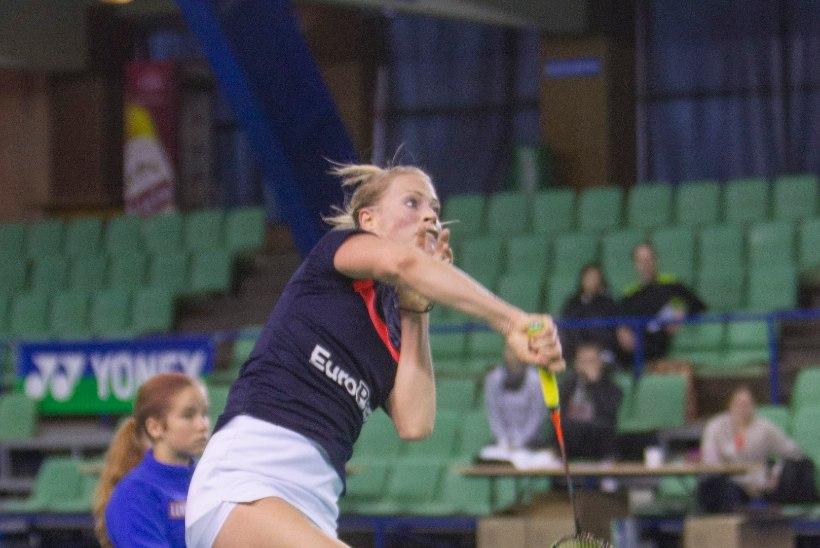 Kati Tolmoff jõudis Istanbulis mängeldes poolfinaali