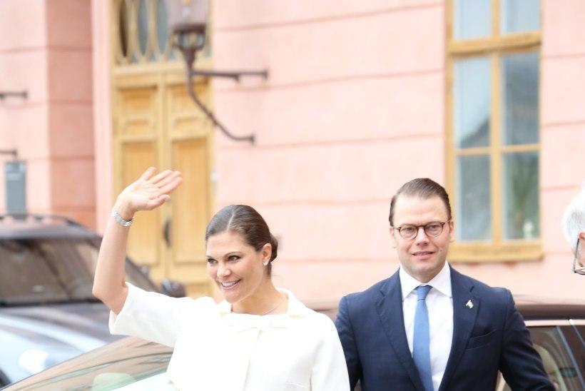Rootsi kroonprintsess Victoria on taas lapseootel?
