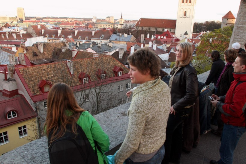 Omal käel Tallinna avastama