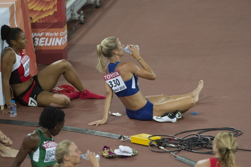 KERGEJÕUSTIKU MM | GALERII: Šadeiko alistas Rio olümpia normi, ent Eesti rekordist jäi imevähe puudu