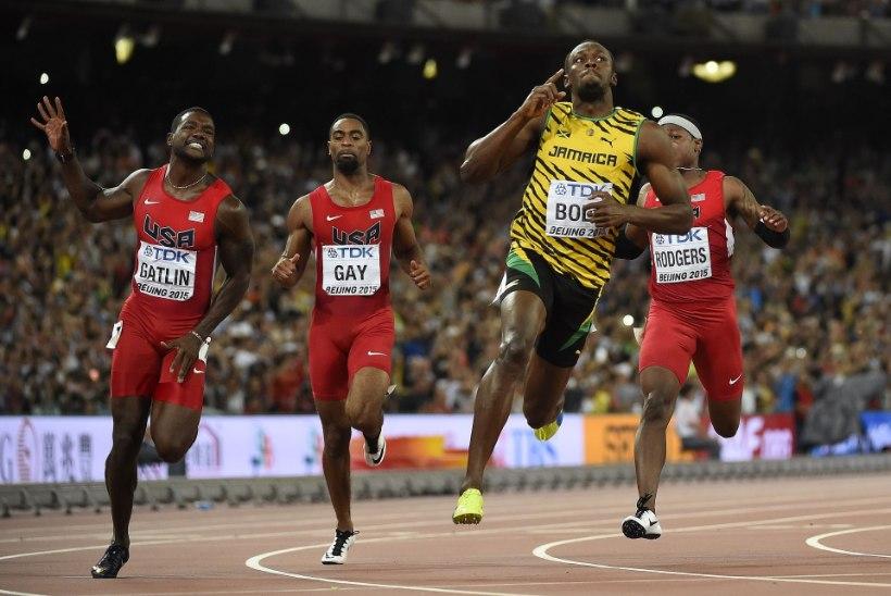 NII SEE JUHTUS | Kergejõustiku MMi 2. päev: Bolt näitas taaskord võimu, Šadeiko ja Mägi võistlus lõppenud