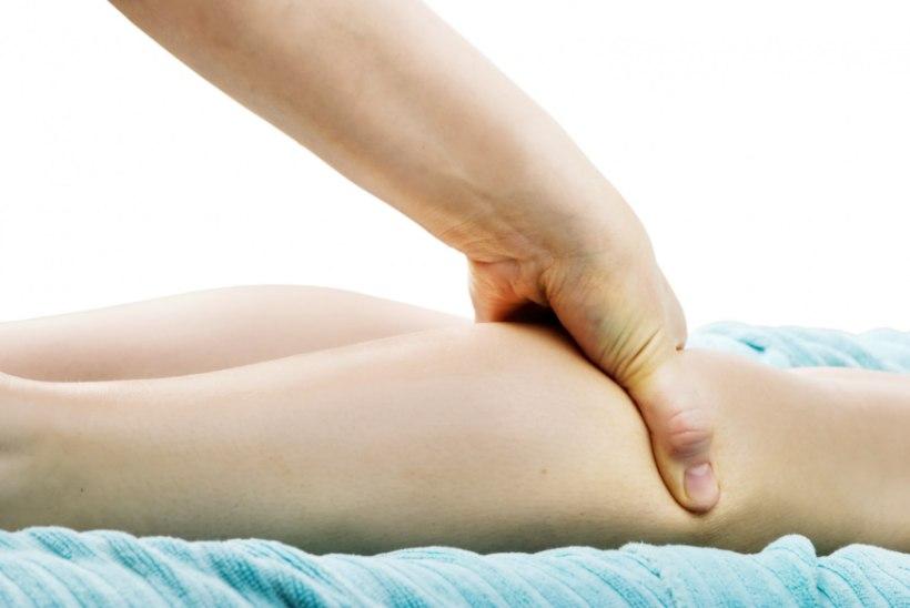 VAADATA VALUS: kramp jalas, mis paneb lihase jubedal kombel tõmblema...