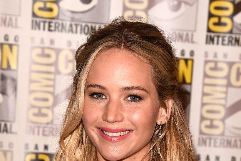 Näitlejakoolituseta Jennifer Lawrence tõusis Hollywoodi esileediks