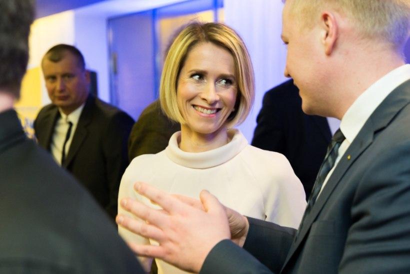 Kaja Kallas: poliitikas on vähe naisi, sest puuduvad head eeskujud