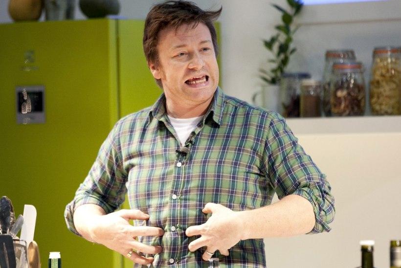 """Jamie Oliver kaalukaotusest: """"Merevetikas on täielik dünamiit!"""""""