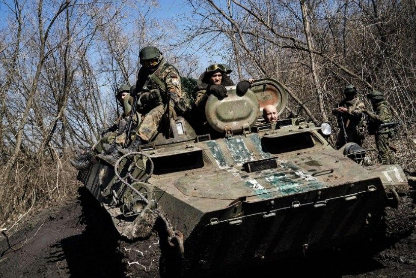 Forbes: Venemaa lobises välja oma kaotused Ukrainas