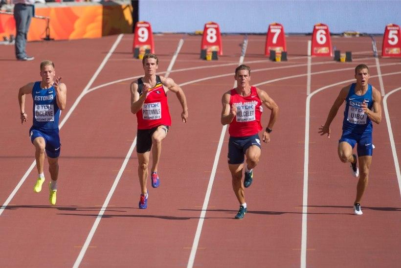NII SEE JUHTUS | Kergejõustiku MMi 7. päev: kümnevõistluse avapäeva kroonisid võimsad 400 meetrit Eatoni ja eestlaste esituses